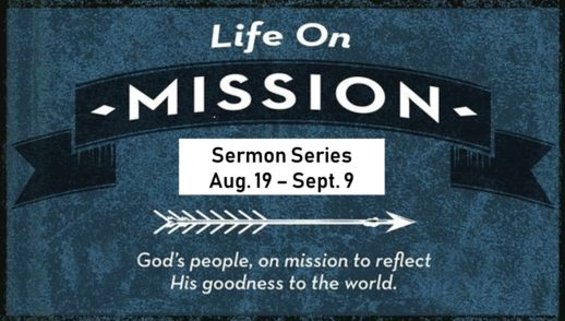 LIFE ON MISSION PART 4: OUR POWER TO WITNESS